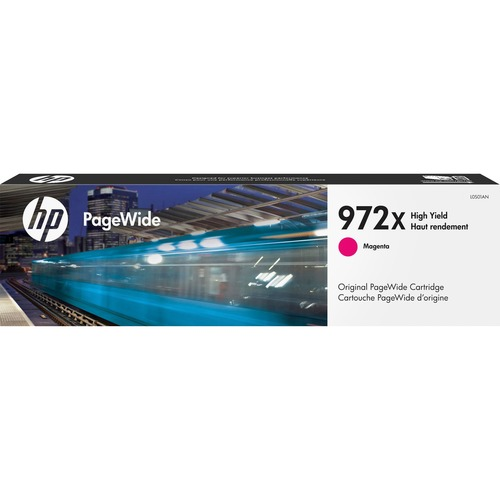 HP 972X Original Ink Cartridge | Magenta
