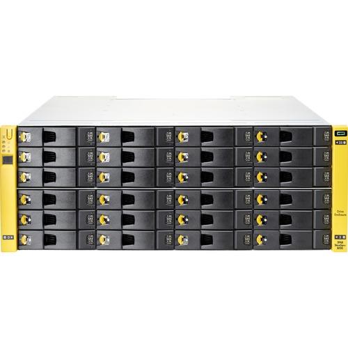 HP Drive Enclosure - 4U Rack-mountable