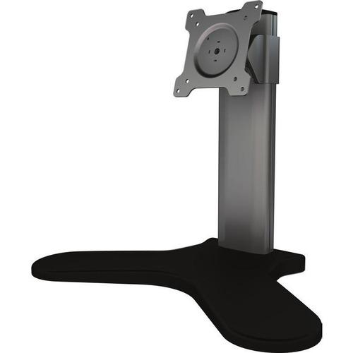 Single monitor desktop stand BLACK