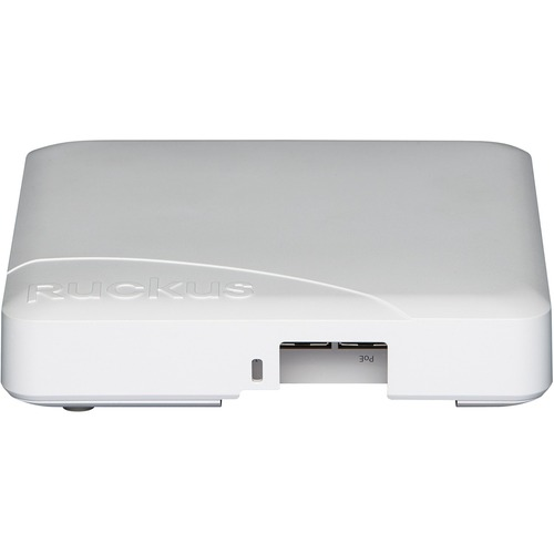 ZoneFlex R600 dual-band 802.11abgn/ac Wireless Access Point, 3x3:3 streams, BeamFlex+, dual ports, 802.3af PoE support. Does not include power adapter or PoE injector. Includes Limited Lifetime Warranty.