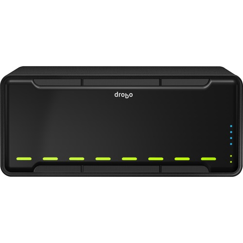 Drobo B810n NAS Array | 8 x HDD Supported | 8 x SSD Supported