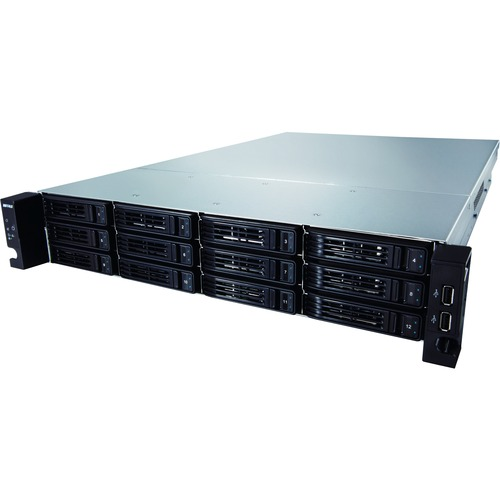 Buffalo TeraStation TS-2RZH72T12D 12 x Total Bays NAS Server - 2U - Rack-mountable