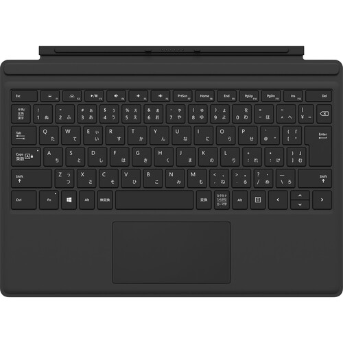 Microsoft Keyboard/Cover Case for Tablet | Black