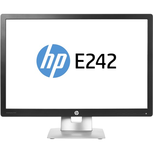 """HP Business E242 24"""" LED LCD Monitor 