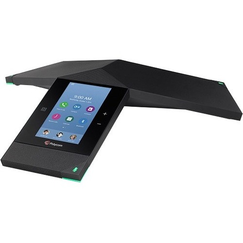 POLYCOM - VOIP REALPRESENCE TRIO 8800 IP CONFERENCE PHONE W/BUILT-IN WIFI BT