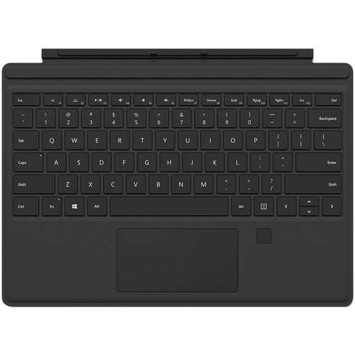 MICROSOFT - SURFACE ACCESSORIES SP4 TYPE COVER WFPR SC BLACK