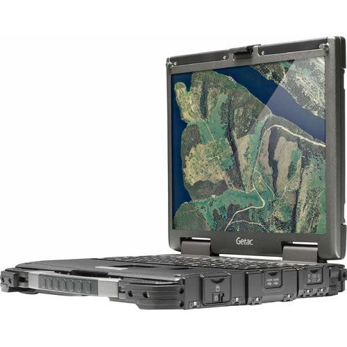 GETAC B300 G5 - INTEL CORE I5-4300M, 13.3IN WITH DVD SUPER-MULTI+SMART CARD READ