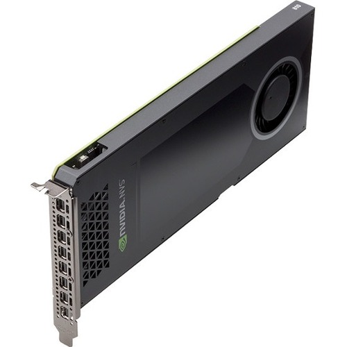 PNY Quadro NVS 810 Graphic Card | 2 GPUs | 4 GB DDR3 SDRAM | PCI Express 3.0 x16 | Single Slot Space Required
