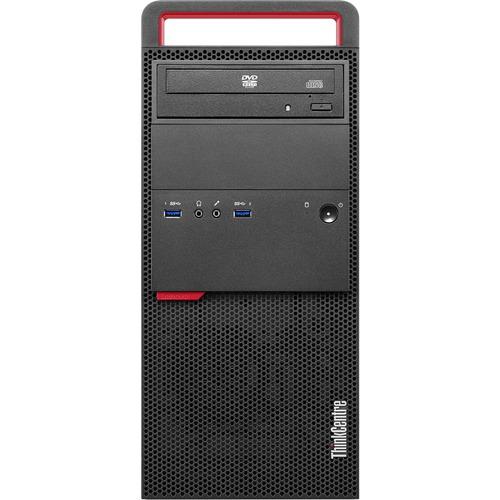 Lenovo ThinkCentre M800 10FW0005US Desktop Computer | Intel Core i5 (6th Gen) i5-6500 3.20 GHz | 4 GB DDR4 SDRAM | 500 GB HDD | Windows 7 Professional 64-bit (English) upgradable to Windows 10 Pro | Mini-tower