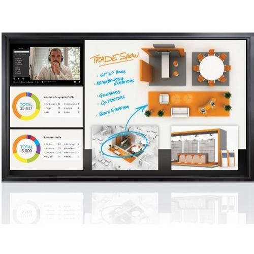 "Christie Digital FHQ842-T 84"" UHD Interactive LCD Flat Panel"