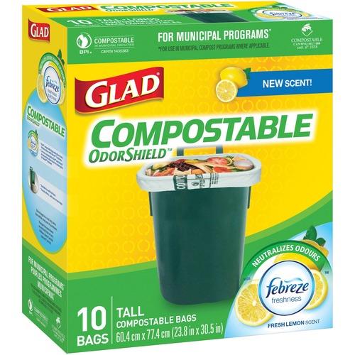 Glad Compole Bags
