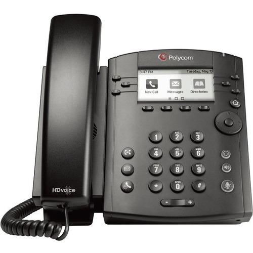 POLYCOM - VOIP MICROSOFT SKYPE F/ BUSINESS EDTN VVX 300 6-LINE DESKTOP PHONE