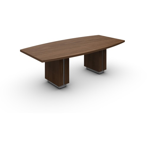 """Global Zira Z4896BE Conference Table - 96"""" x 48"""" x 29.5"""" , 1.5"""" Table Top - Finish: Winter Cherry"""
