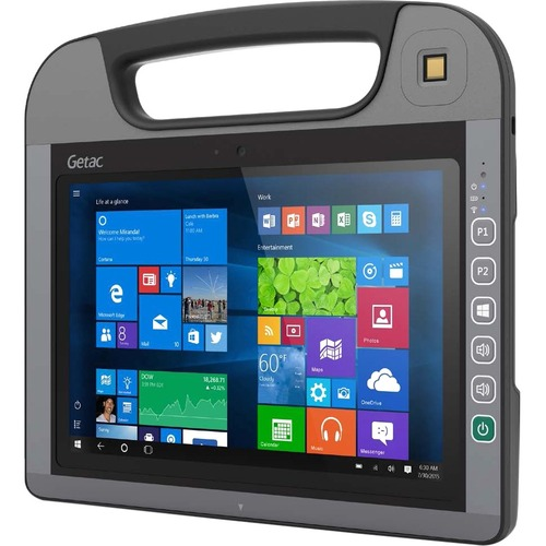 GETAC RX10, CORE M-5Y10C, 10.1+WEBCAM, WIN10X64+8GB, 128GB SSD, SUNLIGHT READABL