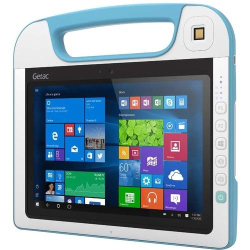 GETAC RX10H, RX10H CORE M-5Y10C, 10.1+WEBCAM, WIN10X64+8GB, 64GB SSD, SUNLIGHT R
