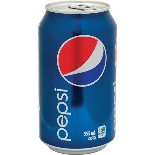 Pepsi Soft Drink - Ready-to-Drink - 335 mL - 12 / Carton