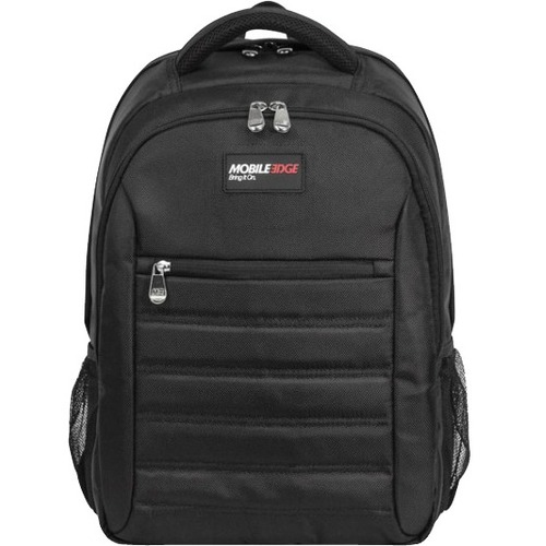 "Mobile Edge - SmartPack - 16""/17"" Mac - Black. The SmartPack is a no-nonsense backpack for people who value a case which puts protection first. Ergonomically designed and lightweight, the SmartPack offers protection for your laptop and tablet and still pr"
