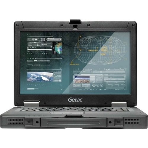 GETAC S400G3, I7-4712MQ, 14IN+DVD, WIN8 PROX64+8GB, 128GB SSD, SUNLIGHT READABLE
