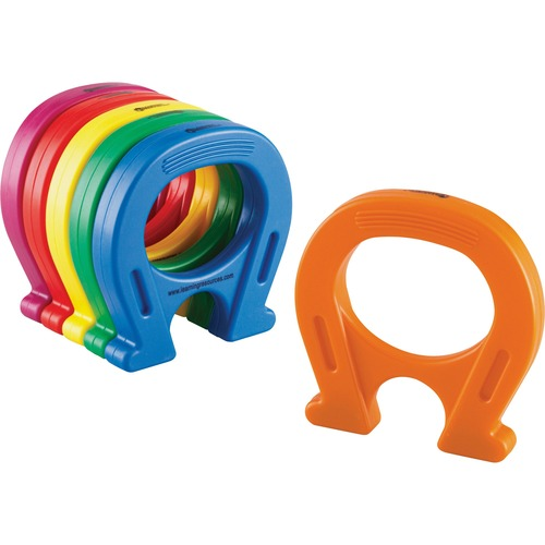 Learning Resources Horseshoe Magnets Set - Skill Learning: Magnetism - 5 Year & Up