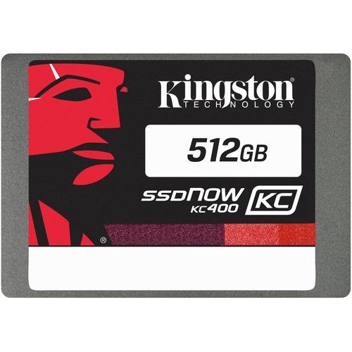 "Kingston SSDNow KC400 512 GB 2.5"" Internal Solid State Drive"