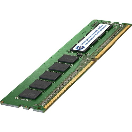 HP RAM Module - 8 GB 1 x 8 GB - DDR4 SDRAM - 2133 MHz DDR4-2133/PC4-17000 - 1.20 V - ECC - Unbuffered - CL15 - 288-pin - DIMM