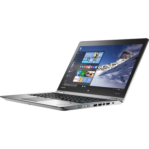 "Lenovo ThinkPad Yoga 460 20EM001MUS 14"" 2 in 1 Ultrabook 