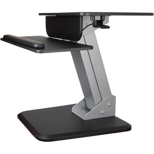 STARTECH ERGONOMIC SIT-TO-STAND WORKSTATION ONE-TOUCH HEIGHT ADJ