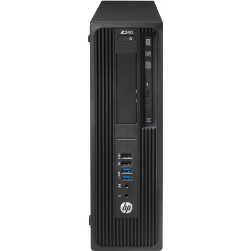 HP INC. - SMARTBUY WORKSTATION Z240S SFF E3-1270V5 3.6G 16GB 512GB SSD W10P DG W7P