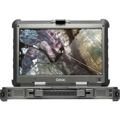 GETAC X500G2, I7-4810MQ, 15.6 IN WITH DVD SUPER-MULTI, WIN7 PROX64+16GB, 512GB S
