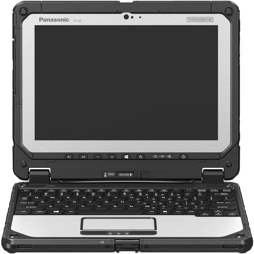 Toughbook 20 Base Model Windows 7 (10 Pro COA)