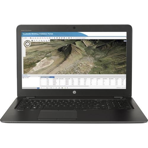 "HP ZBook 15u G3 15.6"" Touchscreen Mobile Workstation   Intel Core i7 (6th Gen) i7-6500U Dual-core (2 Core) 2.50 GHz   16 GB DDR4 SDRAM   512 GB SSD   Windows 10 Pro 64-bit (English)   1920 x 1080"