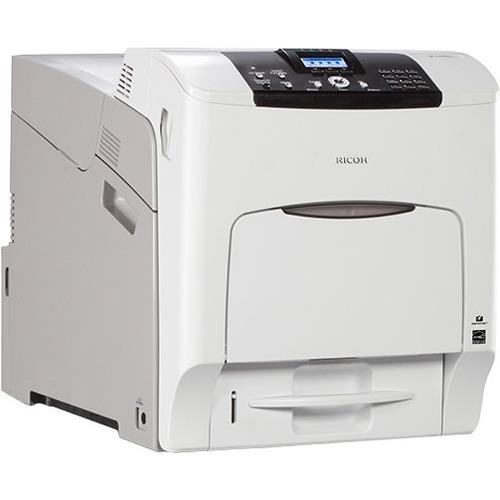 Ricoh SP C435DN Laser Printer - Color - 1200 x 1200 dpi Print - Plain Paper Print - Desktop