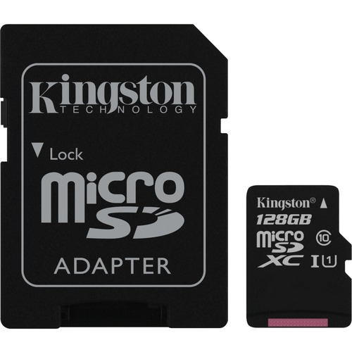 Kingston 128 GB microSDXC