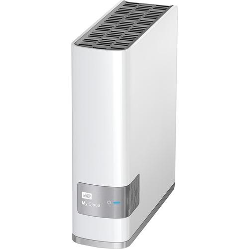 WD My Cloud WDBCTL0080HWT-EESN 1 x Total Bays NAS Server - Tower