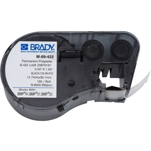 Brady BMP51/BMP53/BMP41 Label Maker Cartridge