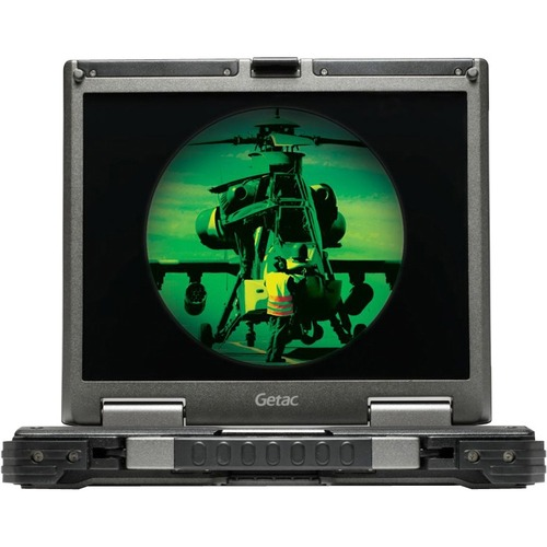 GETAC B300G5, I5-4310M, 13.3IN (NO WEBCAM), WIN8 PROX64+4GB(DIRECT), 500GB HDD