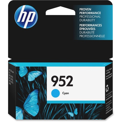 HP INC. - INK 952 CYAN ORIGINAL INK CARTRIDGE