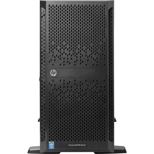 HP ProLiant ML350 G9 5U Tower Server | 1 x Intel Xeon E5-2640 v4 Deca-core (10 Core) 2.40 GHz | 16 GB Installed DDR4 SDRAM | 12Gb/s SAS Controller | 2 x 800 W