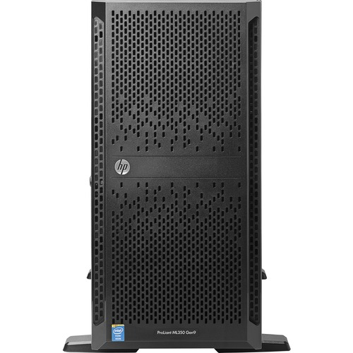 HPE ProLiant ML350 Gen9 E5-2620v4 2P 16GB-R P440ar 8SFF 500W PS Base Server