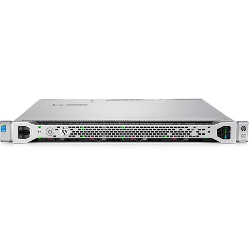 HP ProLiant DL360 G9 1U Rack Server | 1 x Intel Xeon E5-2630 v4 Deca-core (10 Core) 2.20 GHz | 16 GB Installed DDR4 SDRAM | 12Gb/s SAS Controller | 1 x 500 W