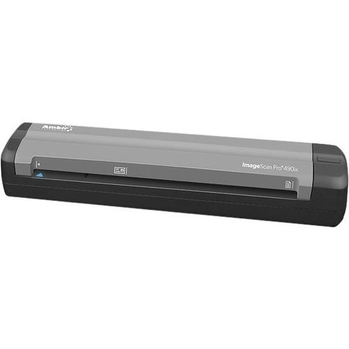 Ambir ImageScan Pro DS490ix Sheetfed Scanner - 600 dpi Optical