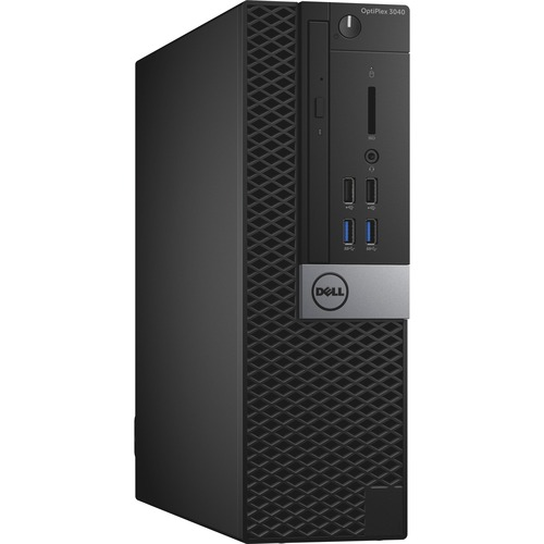 Dell OptiPlex 3000 3040 Desktop Computer | Intel Core i5 (6th Gen) i5-6500 3.20 GHz | 8 GB DDR3L SDRAM | 256 GB SSD | Windows 10 Pro 64-bit (English/French/Spanish) | Small Form Factor