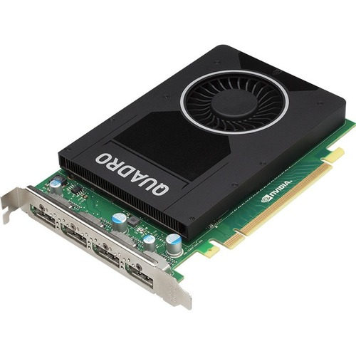 PNY Quadro M2000 Graphic Card | 4 GB GDDR5 | PCI Express 3.0 x16 | Single Slot Space Required
