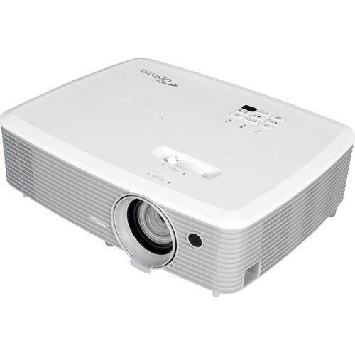 Optoma W331 3D DLP Projector | 720p | HDTV | 16:10