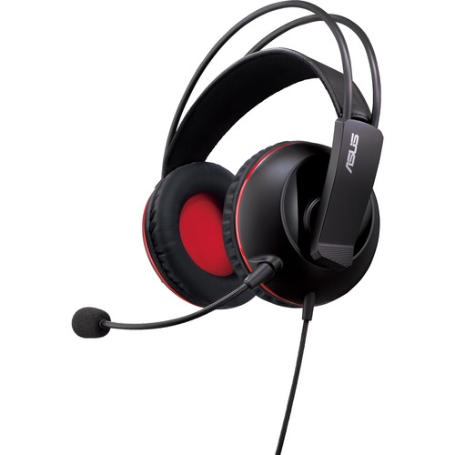 Asus Cerberus Wired 60 mm Stereo Headset - Over-the-head - Circumaural - Arctic
