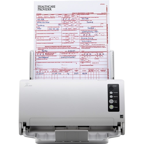 FI-7030 INCLUDES PAPERSTREAM IP &CAPTURE