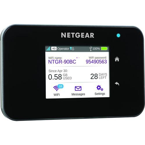Netgear AirCard AC810 IEEE 802.11ac Cellular Wireless Router