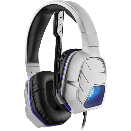 Afterglow LVL 5 Plus White Stereo Headset For PS4