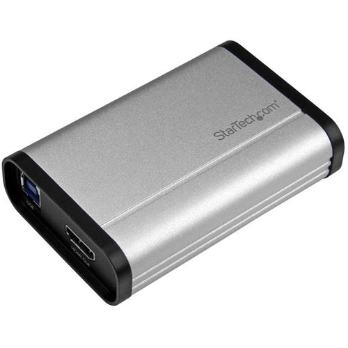 StarTech.com USB 3.0 Capture Device for High Performance HDMI Video | 1080p 60fps | Aluminum