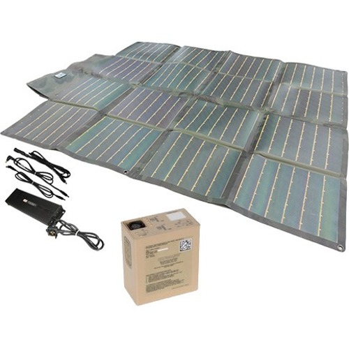 Lind Solar Charge System